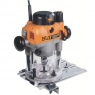 CMT Elettrofresatrice 2400W con dotazione standard CMT7E