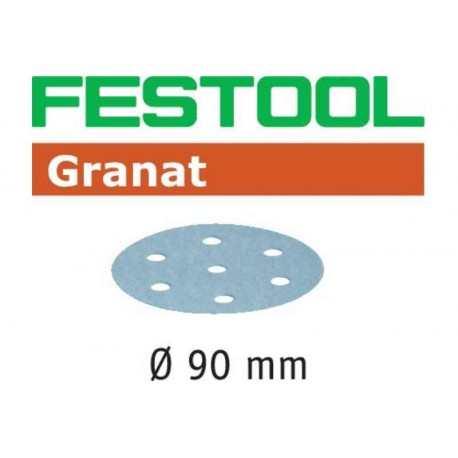 Abrasivi 90 mm per Rotex RO 90