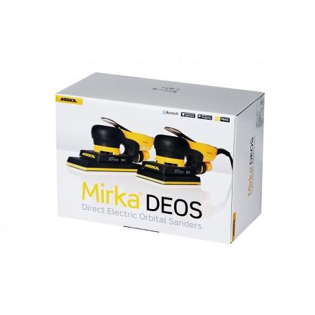 Mirka DEOS 353CV 81x133mm con Aspir. Orb.3mm
