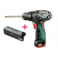 Metabo Avvitatore a percussione PowerMaxx SB Basic