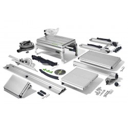 Festool Sega a trazione CS 50 EBG-Set PRECISIO