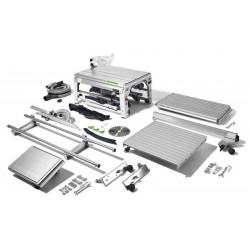 Festool Sega per troncare a trazione CS 70 EB-Set PRECISIO