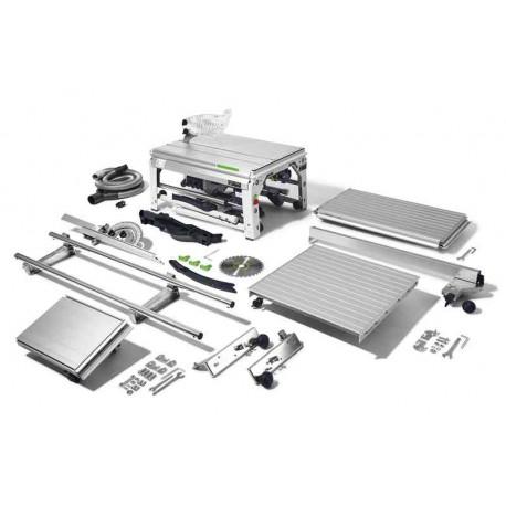 Festool Sega a trazione CS 70 EBG-Set PRECISIO