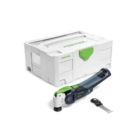 Festool Utensile multifunzione a batteria OSC 18 Li E-Basic VECTURO