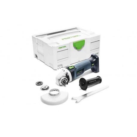 Festool Smerigliatrice angolare a batteria AGC 18-125 Li EB-Basic