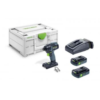 Festool  Trapano avvitatore a impulsi a batteria TID 18-Basic