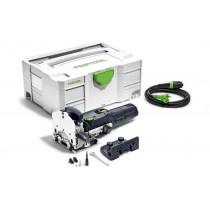Festool Fresatrice per giunzioni DF 500 Q-Plus DOMINO