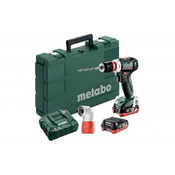 Metabo PowerMaxx BS 12 BL Q Pro Trapano-avvitatore a batteria