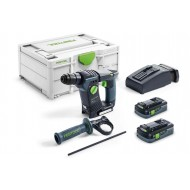 Festool Martello perforatore a batteria BHC 18 Li 5,2-Plus