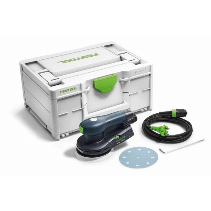 Festool Levigatrice orbitale ETS EC 125/3 EQ-Plus