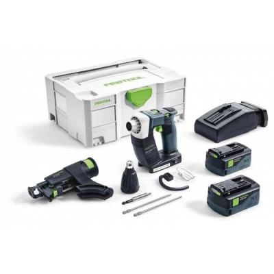 Festool Avvitatore DWC 18-2500 HPC 4,0 I- Plus
