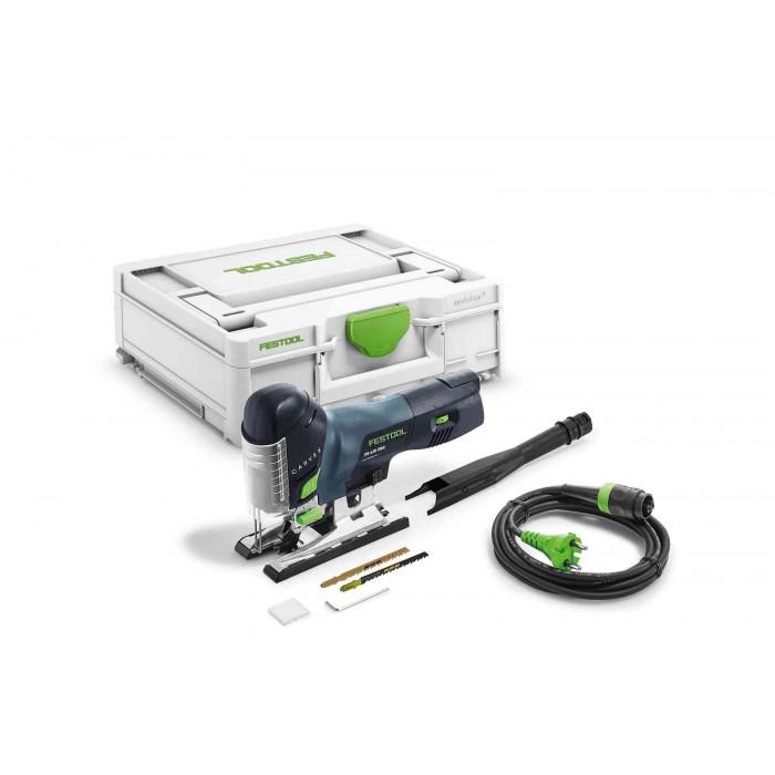 Festool Seghetto alternativo PS 420 EBQ-Plus CARVEX