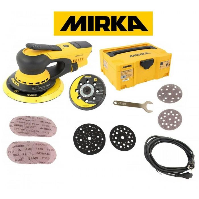 Mirka DEROS 5650CV 125/150mm Orbita 5,0 Cassetta