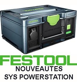 Festool Sys PowerStation